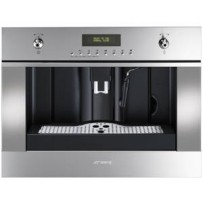 Smeg CMS45X Integrated Coffee Machine