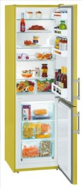 Liebherr_CUag3311_avocado_green_fridge_freezer